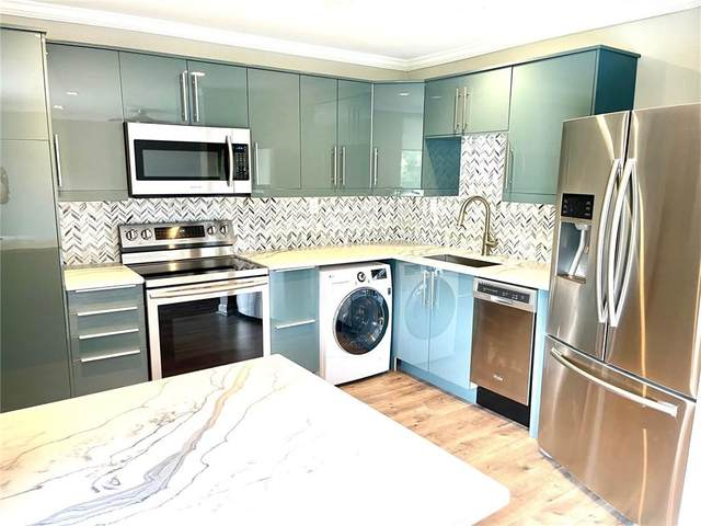 120 Alden Avenue NW B4, Atlanta, GA 30309 (MLS #6938326) :: The Kroupa Team | Berkshire Hathaway HomeServices Georgia Properties