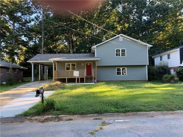 1617 Jolly Green Court NE, Conley, GA 30288 (MLS #6938331) :: North Atlanta Home Team