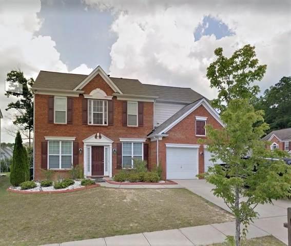 806 Oracle Drive, Lawrenceville, GA 30043 (MLS #6938335) :: Atlanta Communities Real Estate Brokerage