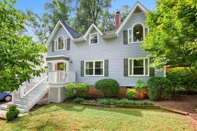 145 Inman Drive, Decatur, GA 30030 (MLS #6938348) :: North Atlanta Home Team