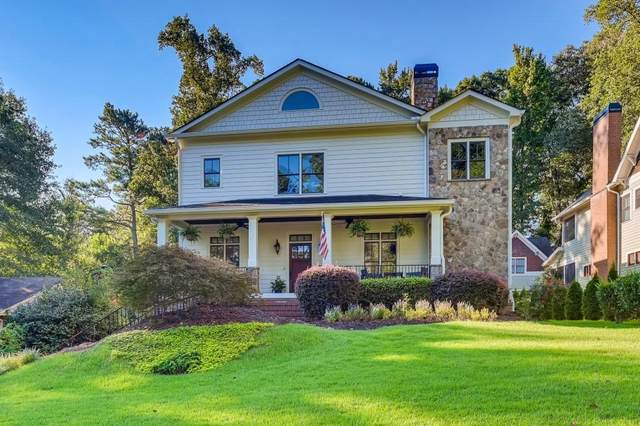67 Wiltshire Drive, Avondale Estates, GA 30002 (MLS #6938371) :: North Atlanta Home Team