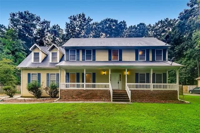 106 Berrycheck Hill, Peachtree City, GA 30269 (MLS #6938420) :: North Atlanta Home Team
