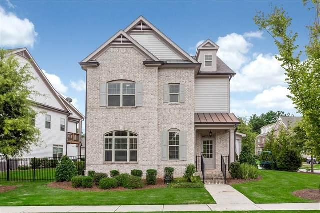 1010 Central Park Overlook, Alpharetta, GA 30004 (MLS #6938423) :: Path & Post Real Estate