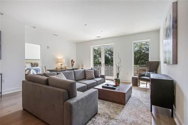 775 Juniper Street NE #418, Atlanta, GA 30308 (MLS #6938440) :: AlpharettaZen Expert Home Advisors