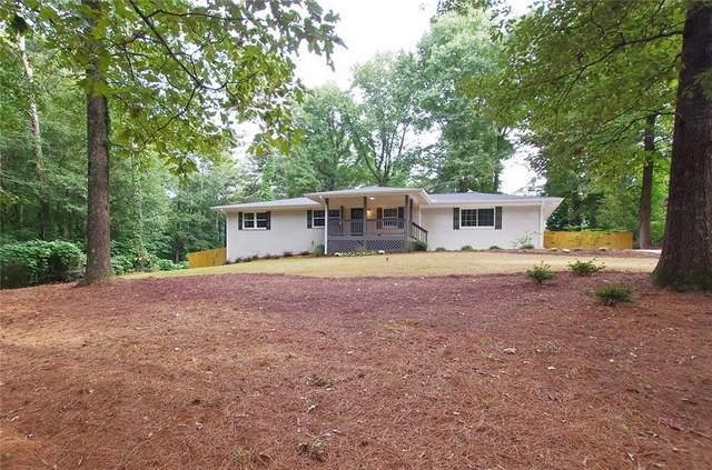 348 Harper Road SW, Atlanta, GA 30315 (MLS #6938455) :: RE/MAX Paramount Properties