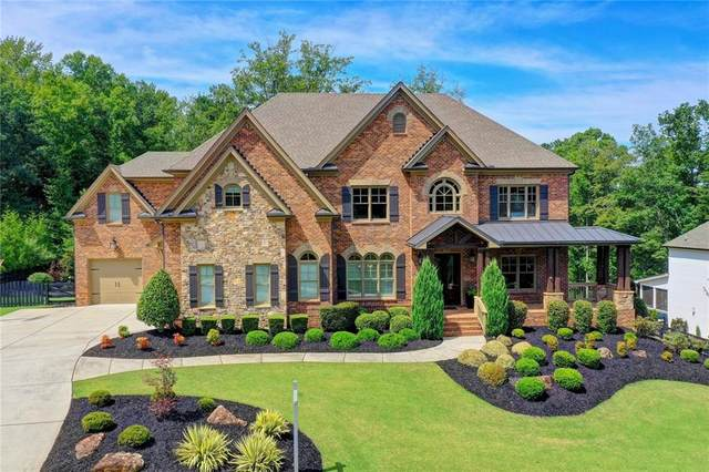 16820 Quayside Drive, Milton, GA 30004 (MLS #6938471) :: North Atlanta Home Team