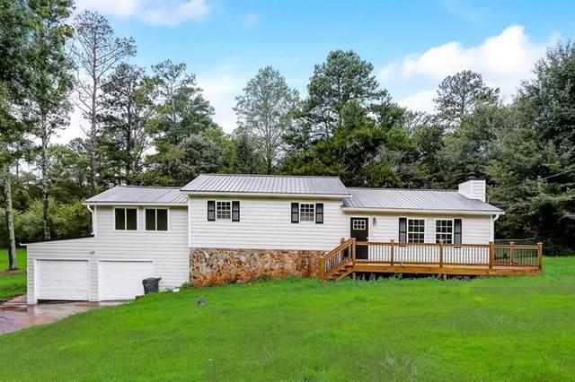 4912 W Ridge Drive, Douglasville, GA 30135 (MLS #6938488) :: Atlanta Communities Real Estate Brokerage