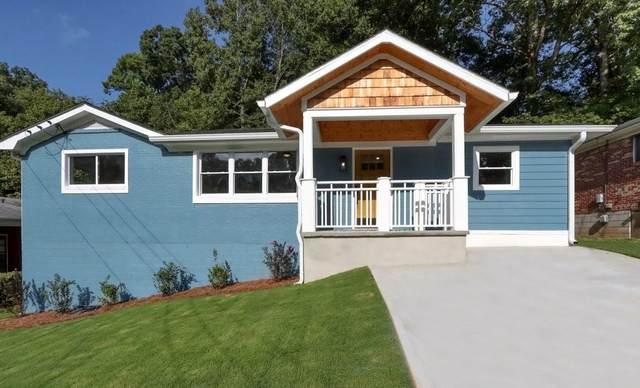 2072 Claude Street NW, Atlanta, GA 30318 (MLS #6938495) :: Atlanta Communities Real Estate Brokerage