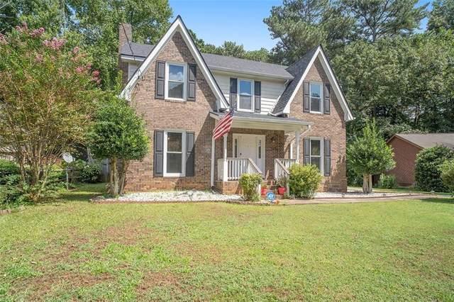1769 Cord Court, Tucker, GA 30084 (MLS #6938515) :: North Atlanta Home Team