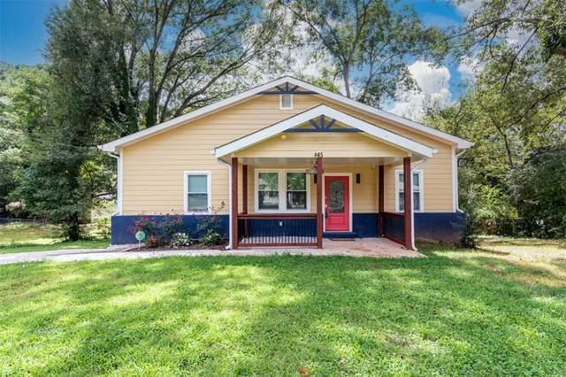 845 Lee Andrews Avenue SE, Atlanta, GA 30315 (MLS #6938516) :: North Atlanta Home Team