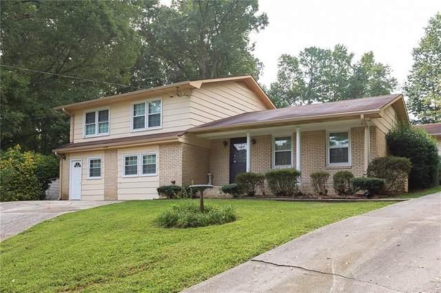 250 Plantation Road SW, Smyrna, GA 30082 (MLS #6938543) :: Path & Post Real Estate