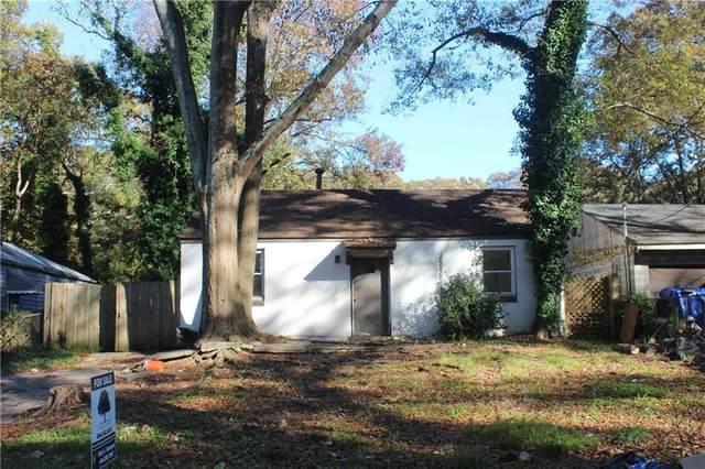 1362 Graymont Drive SW, Atlanta, GA 30310 (MLS #6938574) :: North Atlanta Home Team