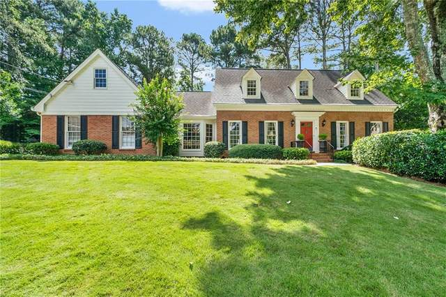 5770 Rydal Court, Peachtree Corners, GA 30092 (MLS #6938611) :: Kennesaw Life Real Estate