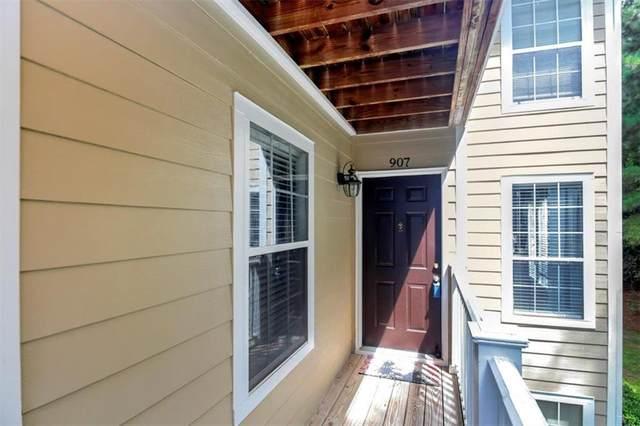 907 Berkeley Woods Drive, Duluth, GA 30096 (MLS #6938612) :: Dawn & Amy Real Estate Team