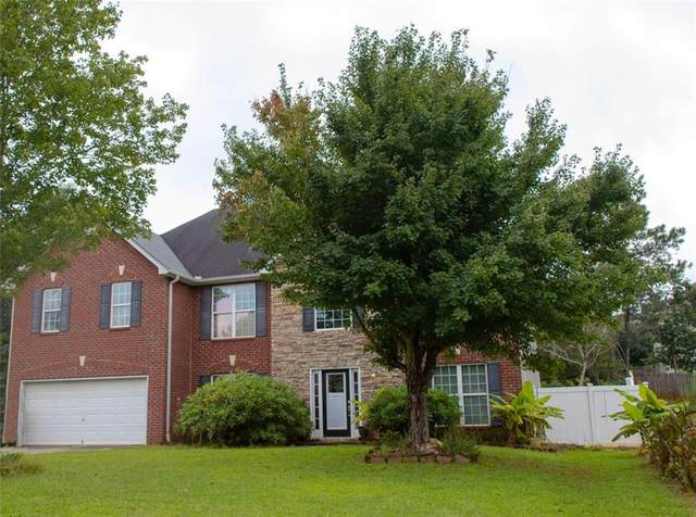 381 Paper Woods Drive, Lawrenceville, GA 30046 (MLS #6938628) :: The Realty Queen & Team