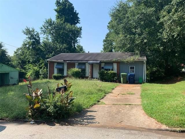 366 NW Amal Drive NW, Atlanta, GA 30315 (MLS #6938639) :: North Atlanta Home Team