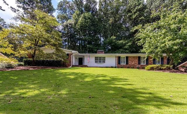 2608 Hawthorne Drive NE, Atlanta, GA 30345 (MLS #6938645) :: North Atlanta Home Team