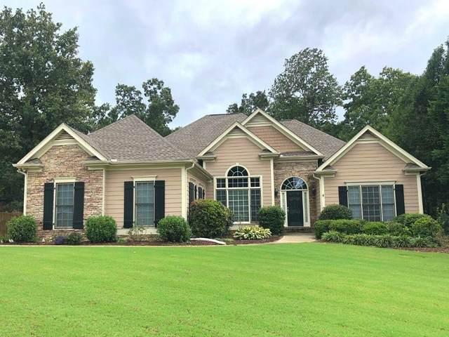 147 Copper Hills Drive, Canton, GA 30114 (MLS #6938652) :: Path & Post Real Estate