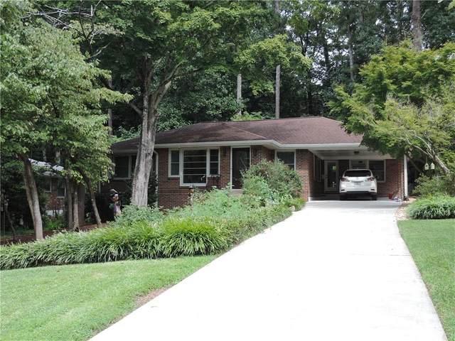 1475 N Amanda Circle NE, Atlanta, GA 30329 (MLS #6938667) :: North Atlanta Home Team