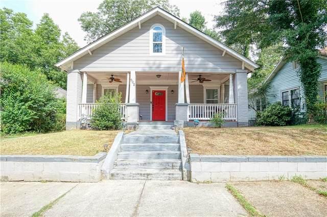 902 Gaston Street SW, Atlanta, GA 30310 (MLS #6938713) :: North Atlanta Home Team