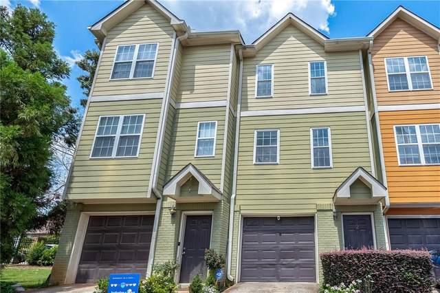 1124 Dekalb Avenue NE #2, Atlanta, GA 30307 (MLS #6938722) :: The Kroupa Team | Berkshire Hathaway HomeServices Georgia Properties