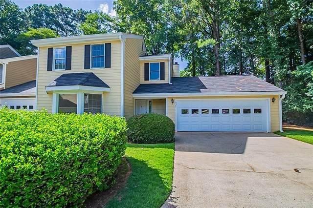 4581 Village Oaks Court, Atlanta, GA 30338 (MLS #6938759) :: Atlanta Communities Real Estate Brokerage
