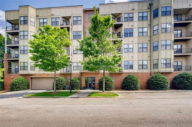 898 Oak Street SW #1313, Atlanta, GA 30310 (MLS #6938775) :: Atlanta Communities Real Estate Brokerage