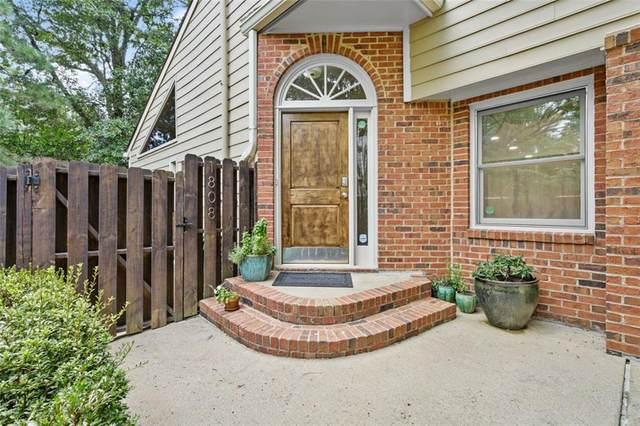 1808 Rockridge Place NE, Atlanta, GA 30324 (MLS #6938785) :: Dawn & Amy Real Estate Team