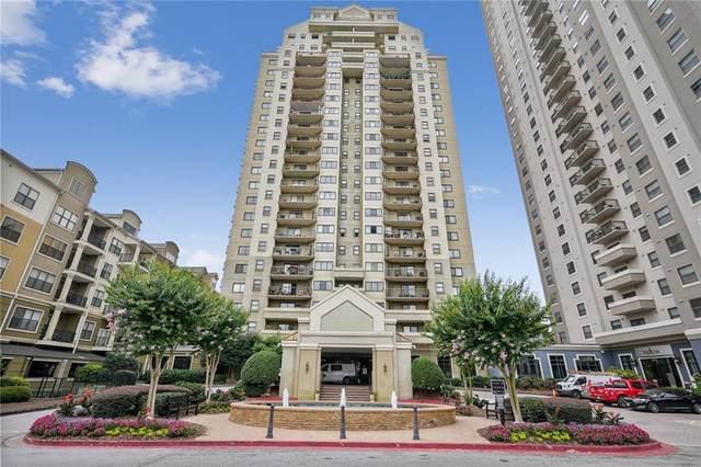 795 Hammond Drive #2103, Sandy Springs, GA 30328 (MLS #6938791) :: Atlanta Communities Real Estate Brokerage