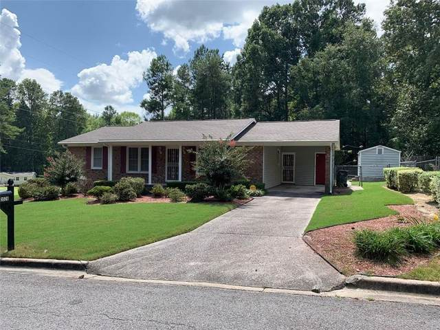 3528 Edgeworth Drive, Hephzibah, GA 30815 (MLS #6938812) :: North Atlanta Home Team
