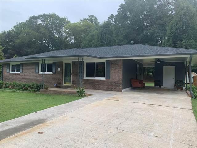 33 Oakdale Drive, Cartersville, GA 30120 (MLS #6938846) :: North Atlanta Home Team