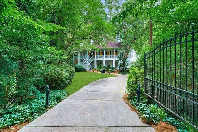 400 Old Ivy Road NE, Atlanta, GA 30342 (MLS #6938857) :: North Atlanta Home Team