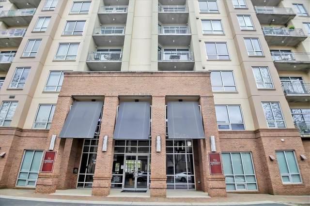 711 Cosmopolitan Drive NE #723, Atlanta, GA 30324 (MLS #6938944) :: Good Living Real Estate