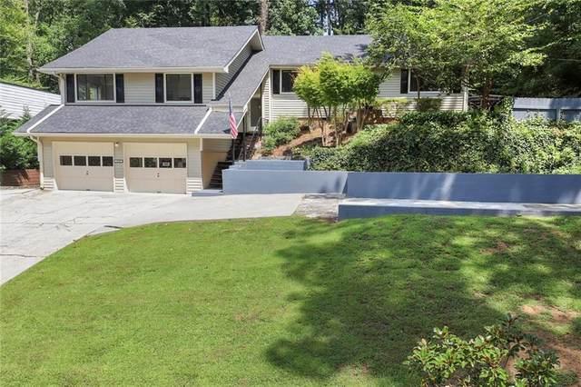 1320 Valley View Road, Atlanta, GA 30338 (MLS #6938948) :: North Atlanta Home Team