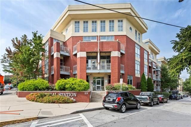 89 Mangum Street SW #312, Atlanta, GA 30313 (MLS #6938979) :: North Atlanta Home Team