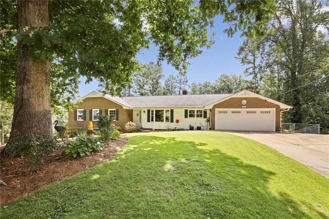 1256 Kingsview Circle SE, Smyrna, GA 30080 (MLS #6938999) :: Atlanta Communities Real Estate Brokerage