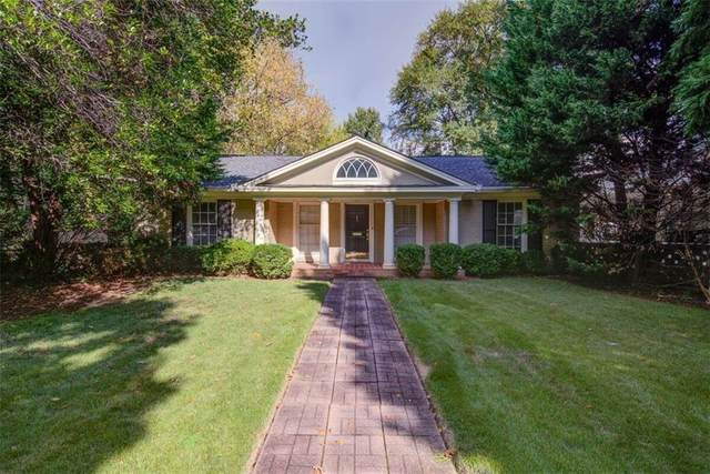 25 26th Street NW, Atlanta, GA 30309 (MLS #6939013) :: AlpharettaZen Expert Home Advisors