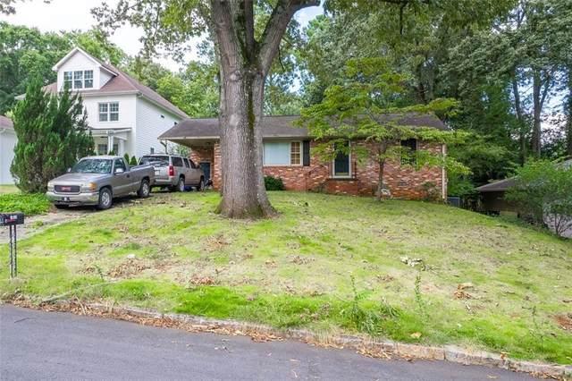 1644 Richwood Drive NE, Atlanta, GA 30319 (MLS #6939033) :: North Atlanta Home Team