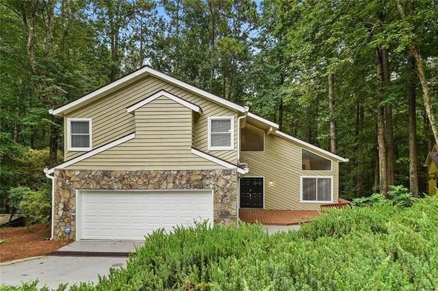 870 Lake Overlook, Roswell, GA 30076 (MLS #6939053) :: North Atlanta Home Team
