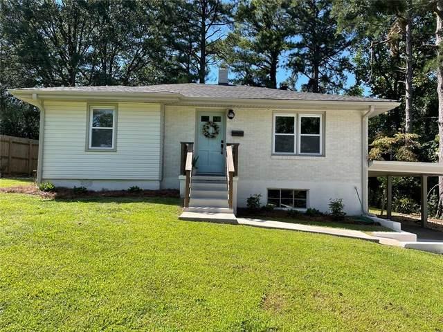 871 Mclinden Avenue SE, Smyrna, GA 30080 (MLS #6939069) :: Path & Post Real Estate