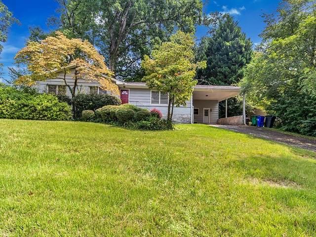 1487 Sagamore Drive NE, Atlanta, GA 30345 (MLS #6939091) :: Good Living Real Estate