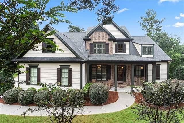3639 Sunset Point Drive, Gainesville, GA 30506 (MLS #6939153) :: RE/MAX Paramount Properties