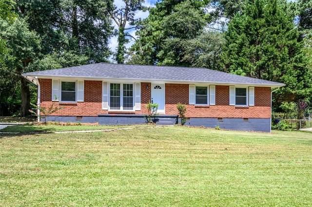 3233 Pioneer Trail SW, Marietta, GA 30060 (MLS #6939179) :: North Atlanta Home Team