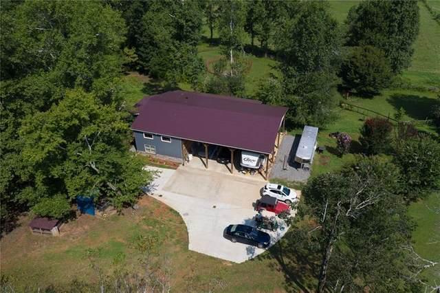 456 Ed Lewis Road, Cleveland, GA 30528 (MLS #6939268) :: North Atlanta Home Team