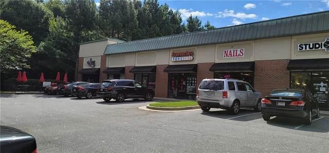 2820 Peachtree Industrial Boulevard K, Duluth, GA 30097 (MLS #6939287) :: Virtual Properties Realty