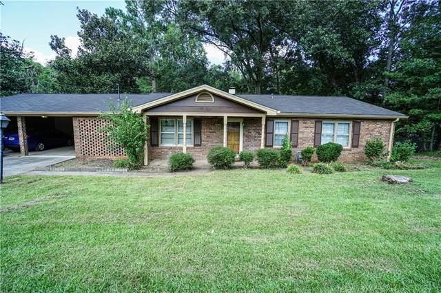 5637 Lake Acworth Drive NW, Acworth, GA 30101 (MLS #6939296) :: North Atlanta Home Team