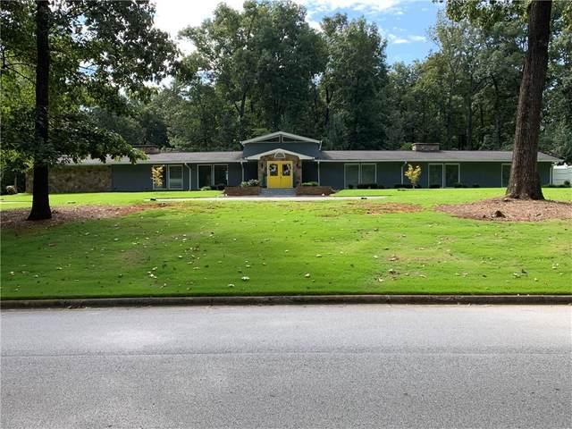 1007 Marthas Way SE, Conyers, GA 30013 (MLS #6939316) :: North Atlanta Home Team