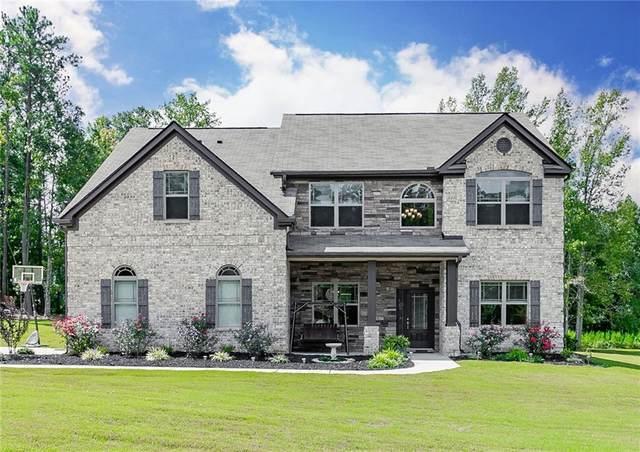 370 Navarre Drive, Fayetteville, GA 30214 (MLS #6939317) :: Virtual Properties Realty