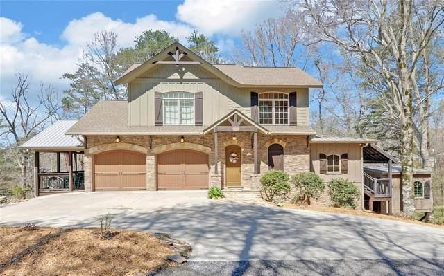 4317 Harold Whelchel Road, Gainesville, GA 30506 (MLS #6939322) :: North Atlanta Home Team