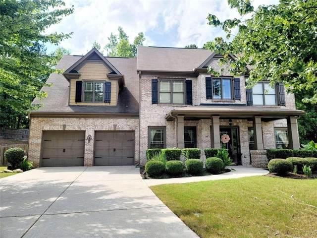 2163 Indian Ivey Lane, Dacula, GA 30019 (MLS #6939365) :: North Atlanta Home Team